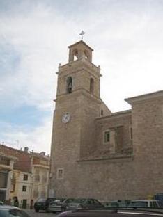 Iglesia Casas Bajas
