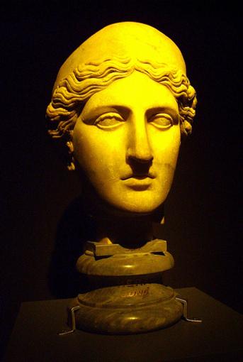 Escultura de Hera Procedente de Sicilia, 50 - 180, Marq, Alicante