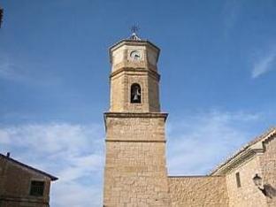 Església Santíssima Trinidad - CASAS ALTES