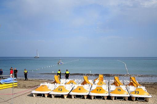 Playas seguras de Calpe