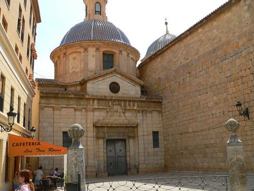 Templo de la Basilica de Santa Maria en el Elche