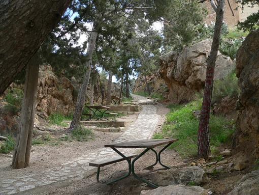 Parque natural de Novelda