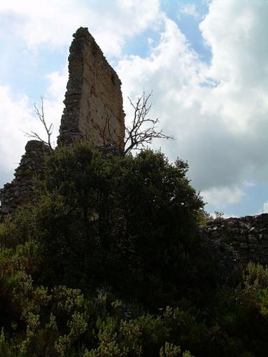 Paraje de les Torretes en Sierra Mariola