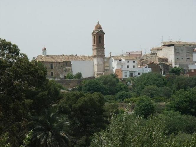 Alborache es una localidad de la provincia de Valencia Hoya de Buñol