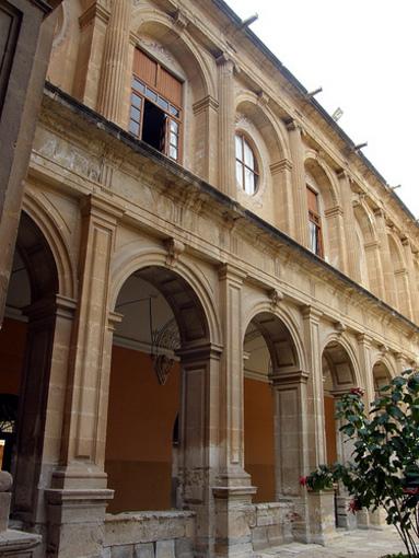Galeries del col·legi Santo Domingo d'Orihuela