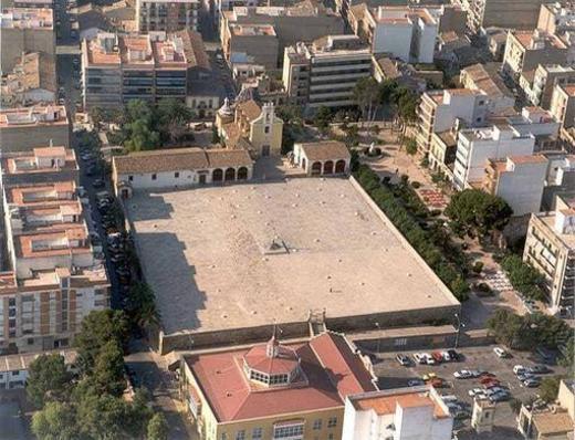 Burjassot, La Ciutat de Les Sitges