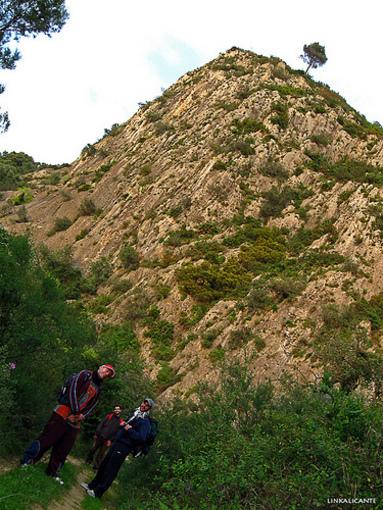 Caminos y senderos por Pedreguer