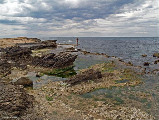 Calas de Cabo de los Huertos