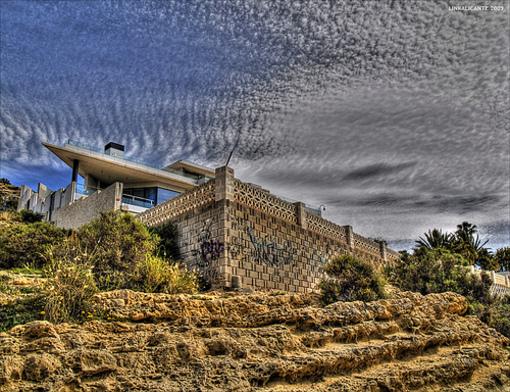 Hotel en Cabo de las Huertas cercano a la playa