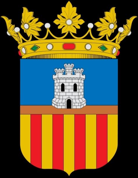 Escudo representativo de la Provincia de Castellon