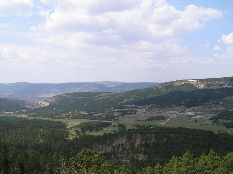 Mestrazgo, comarca histórica de Castellón
