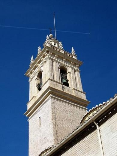 Església parroquial d'Alboraya (en valencià Alboraia)