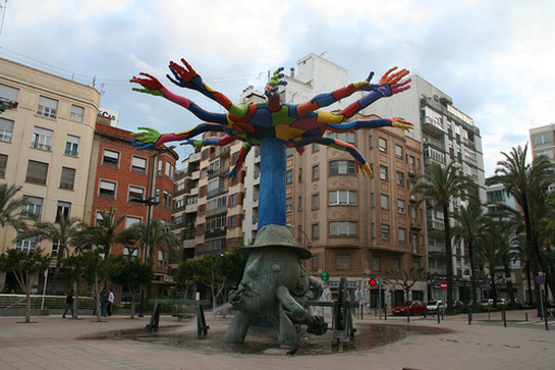 Plaza de Castelln de la Plana