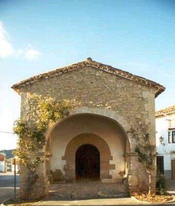 Ermita de San Luis Beltrán, en Cinctorres