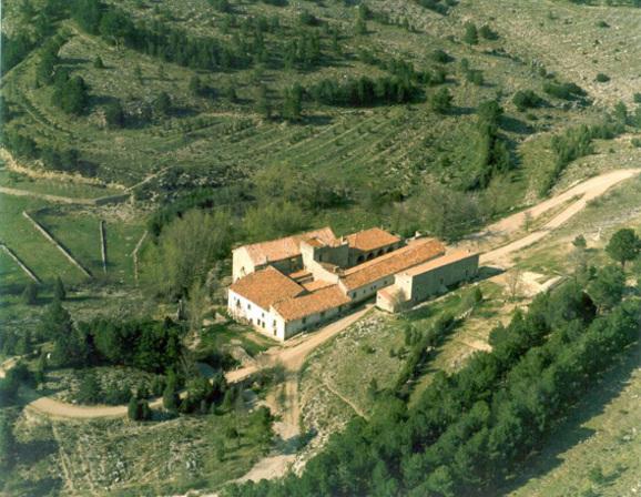 Santuari de Sant Joan Baptista de Peñagolosa i Santa Bárbara