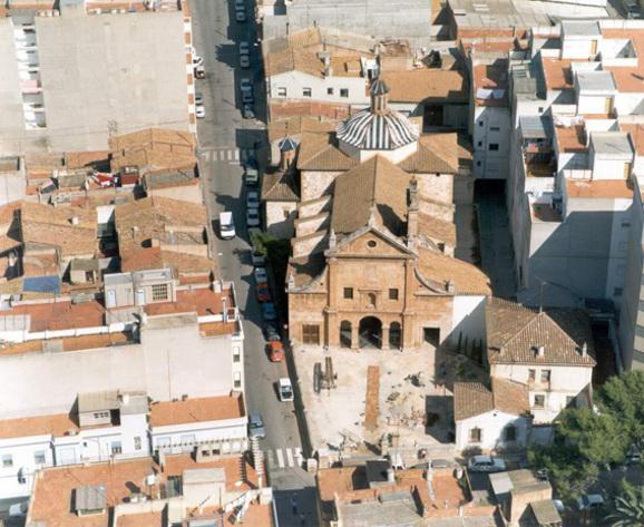 Templo de los Carmelitas Descalzos