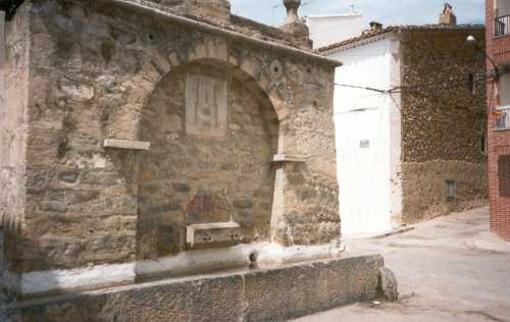 Font del Jaríz en El Toro
