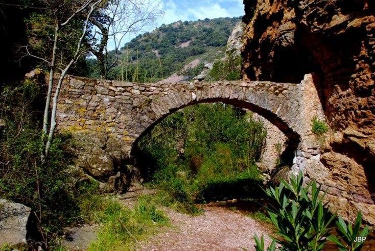 Aqüeductes romans a Alfondeguilla