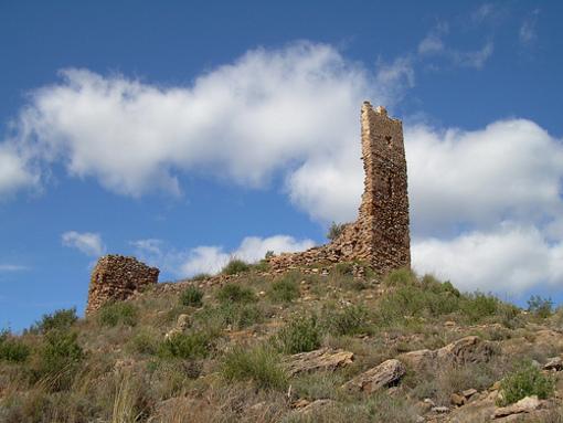 Castillo de Azuebar