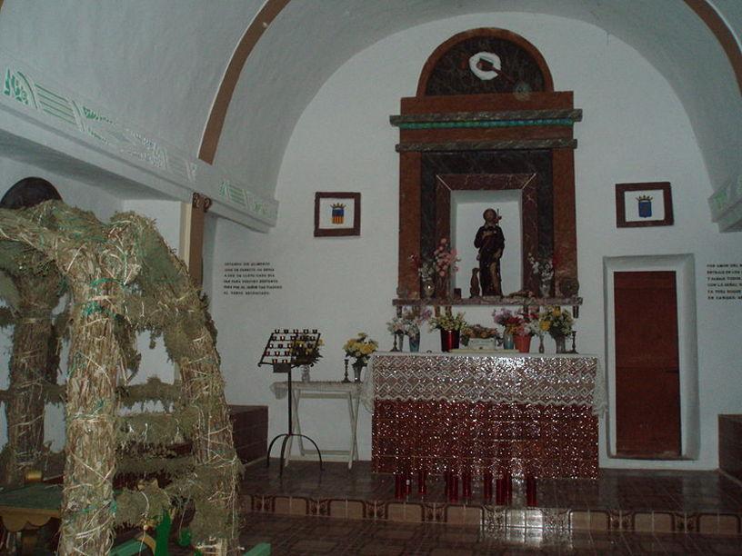 Ermita de Sant Roc a Arañuel