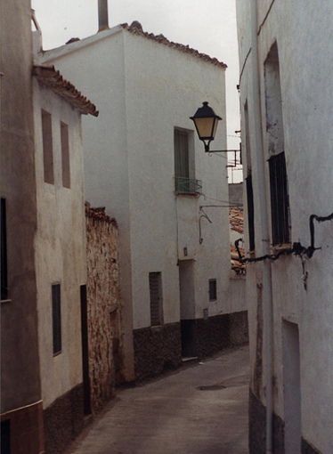 Calles del Municipio de Castillo de Villamalefa