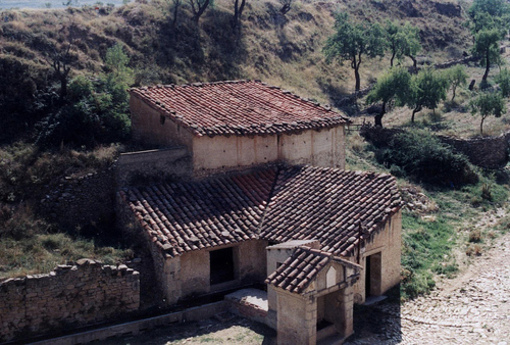 Barris del Castillo de Villamalefa