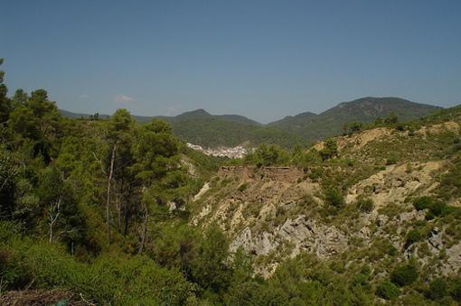 Entorno natural de Montán