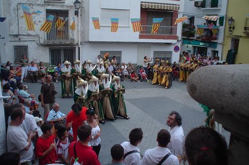 Actividades culturales en torno a la Plaza de Montán