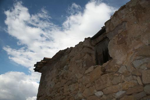 Detall dels llocs d'interés en la Pobla d'Arenós