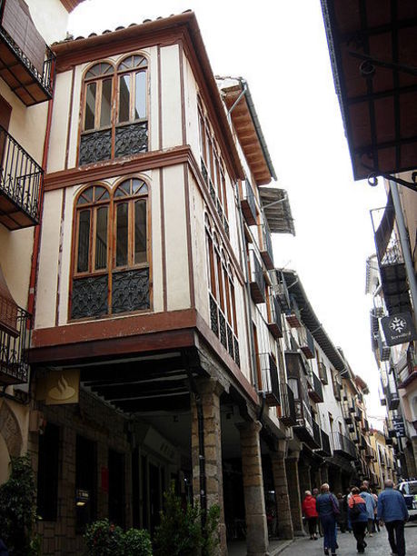 Morella, un pueblo medieval
