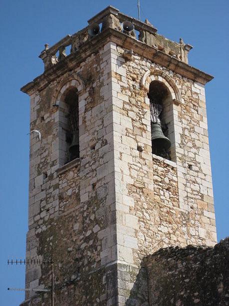 Camapanario de la iglesia de San Miquel Arcángel de Canet lo Roig