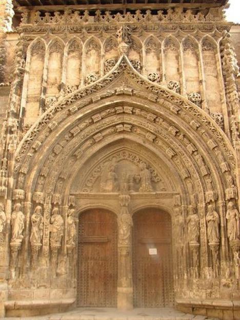 Iglesia de Santa María Requena
