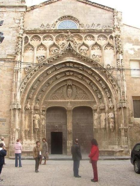 Església del Salvador Requena