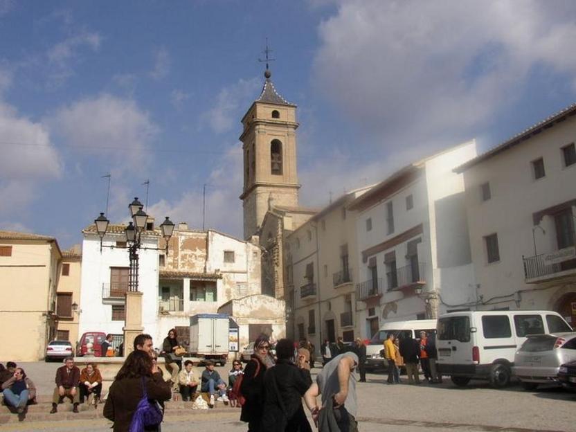 Plaza de la Villa Requena