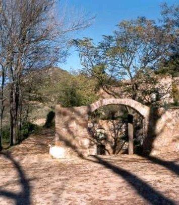 Fuentes y monumentos históricos de Alcudia de Veo