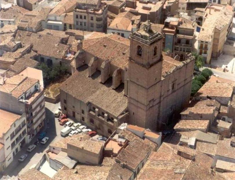 Iglesia de Nuestra Señora de la Asunción (Utiel)