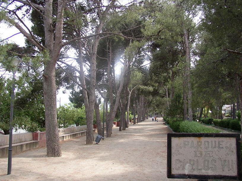 Recorridos por el Parque de Carlos VII