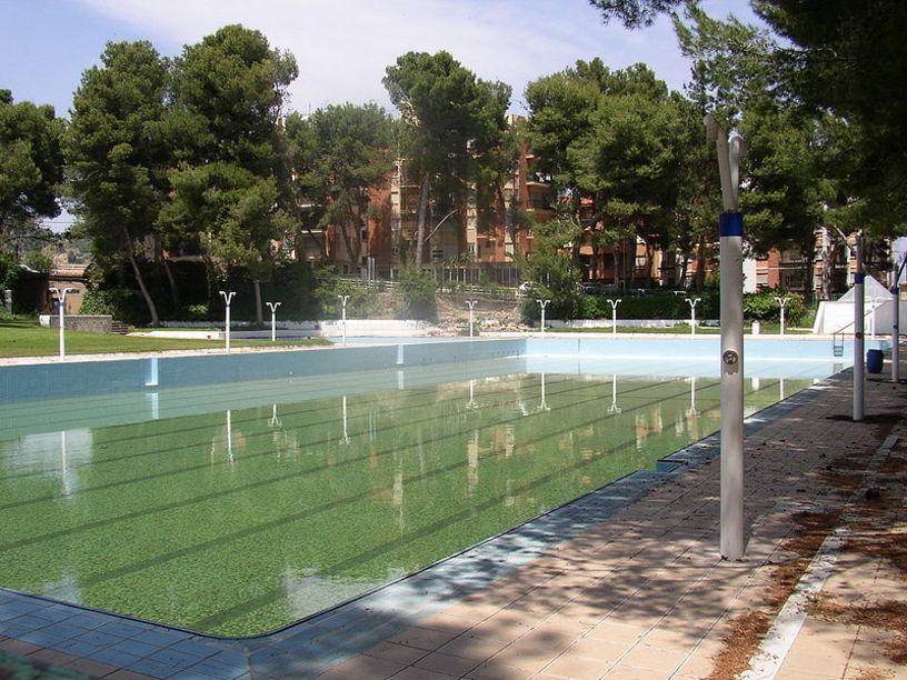 Piscina de el Parque de Carlos VII en Altura