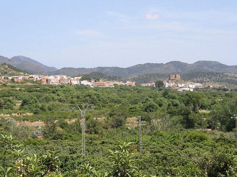 Vista panorámica de Castellnovo