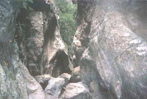 Rio Palancia en El Toro