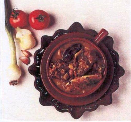 Gastronomía de El Toro