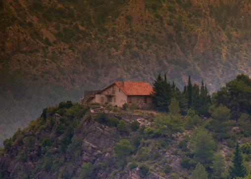 Casa en la Sierra de El Toro