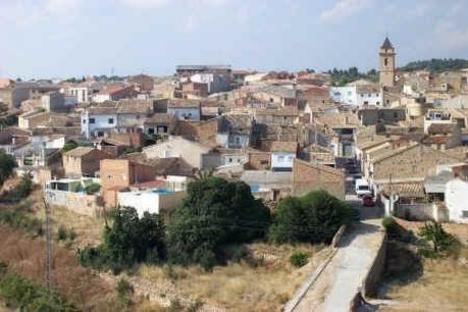 Venta del Moro és un municipi de la província de València,