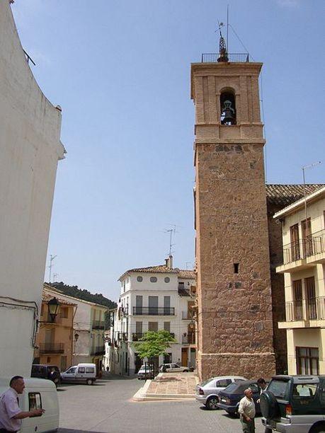 Torre de la Iglesia Parroquial de la Purísima Concepción