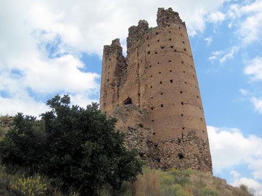 Torre de el Castillo de Almonacid
