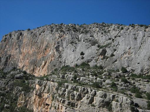 Lugares paa escalada en Jerica