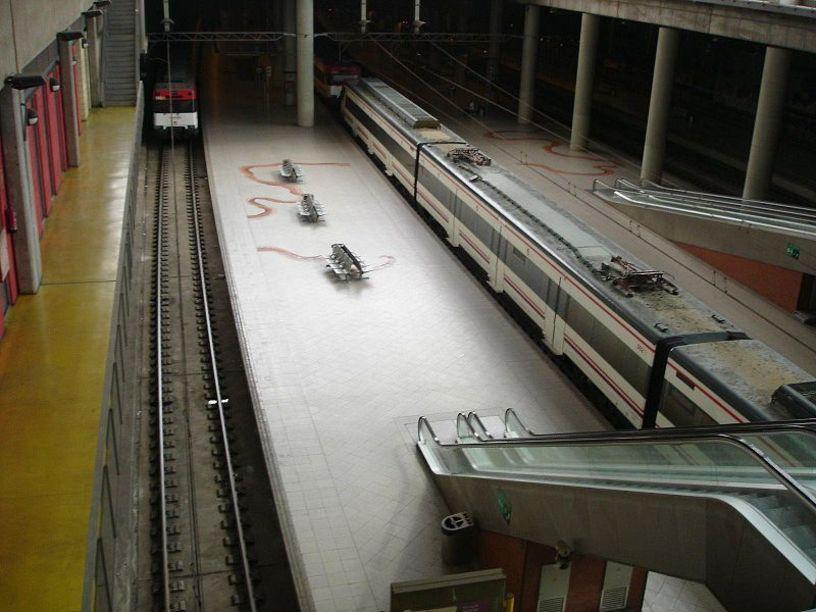 Estació de Tren de Castelló de la Plana
