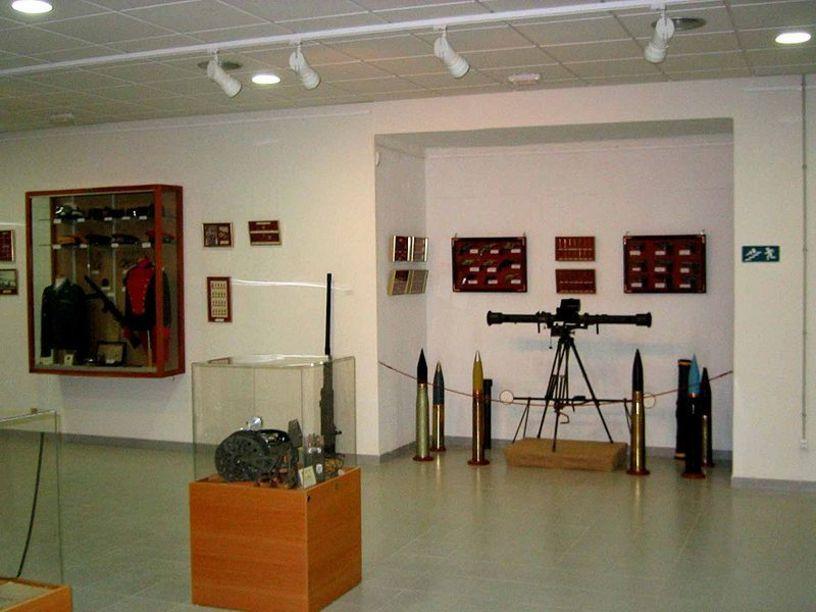 Sala Cronològica del Museu Militar de Castelló de la Plana