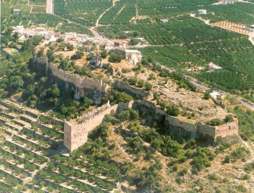 Castillo de Corbera