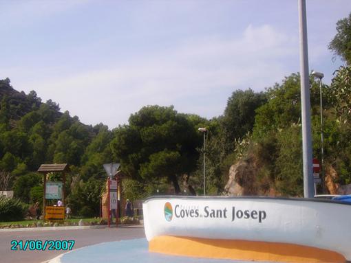 Vall de Uxó que posee el río subterráneo navegable más largo de Europa